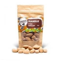 Mandle v RAW čokoláde