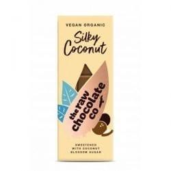 horká raw čokoláda s kokosom
